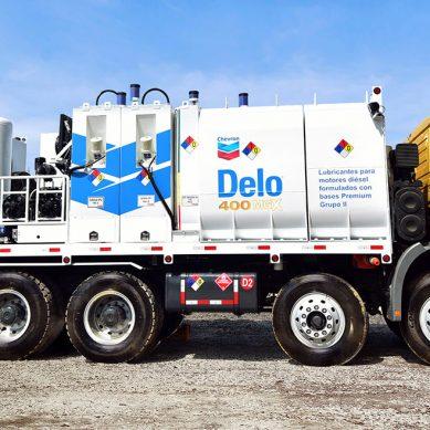 Camiones lubricadores de alta capacidad de Soltrak cambian tendencia en minería