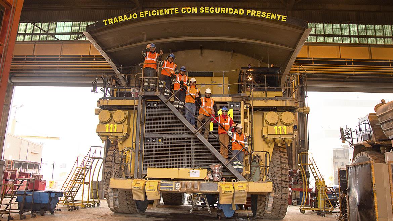 """Raúl Jacob, de Southern: """"Tía María permitirá el desarrollo de cadenas productivas en Arequipa"""""""