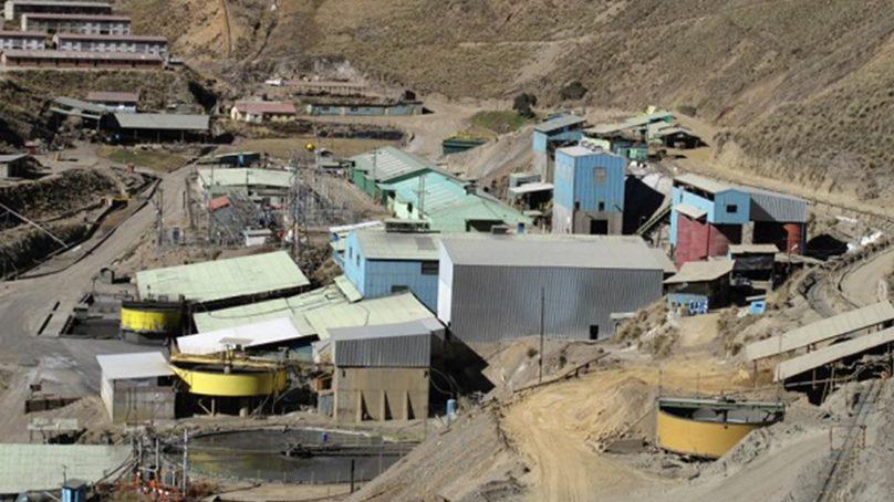 Yauricocha acrecentó producción de zinc en 3%, pese a la huelga de marzo