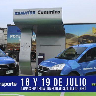 Komatsu de Chile se suma a la revolución de la electromovilidad