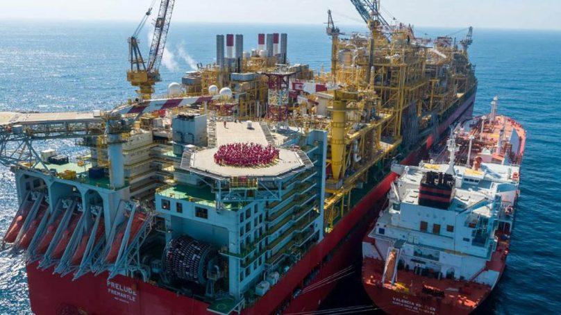 De Australia a Asia: Shell envía primer cargamento de GNL desde plataforma marítima