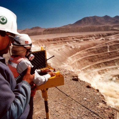 Panoro encuentra altas leyes de cobre, oro y plata en Chaupec, área del proyecto Cotabambas