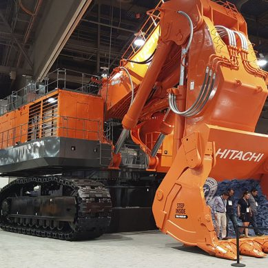 Subsidiaria de Minsur invirtió unos US$30 millones en compra de palas japonesas Hitachi