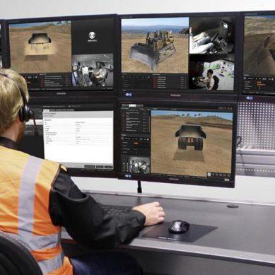 Komatsu compra a empresa proveedora de equipos mineros de simulación