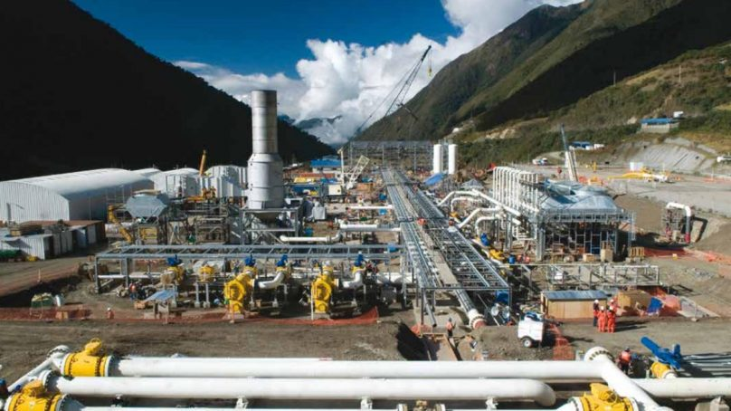Cusco apoyará construcción de planta fraccionadora de LNG en La Convención