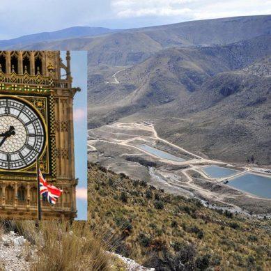 En relavera de Quellaveco usted podrá almacenar hasta 150 mil torres Big Ben