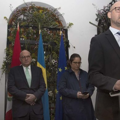 Perú y Suecia fortalecen lazos en minería, sostenibilidad y comercio