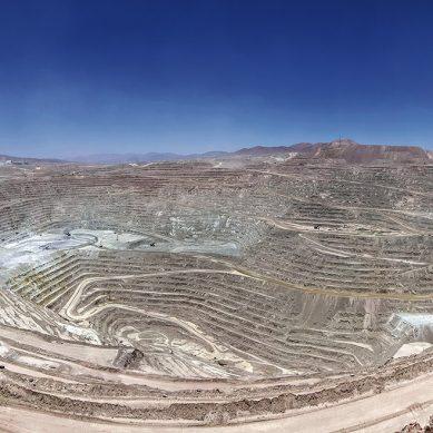 Escondida, mina chilena que genera solita la mitad de la producción anual de cobre de Perú
