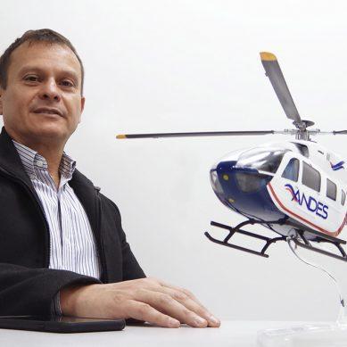 Las Bambas de MMG y Constancia de Hudbay compartirán helicóptero