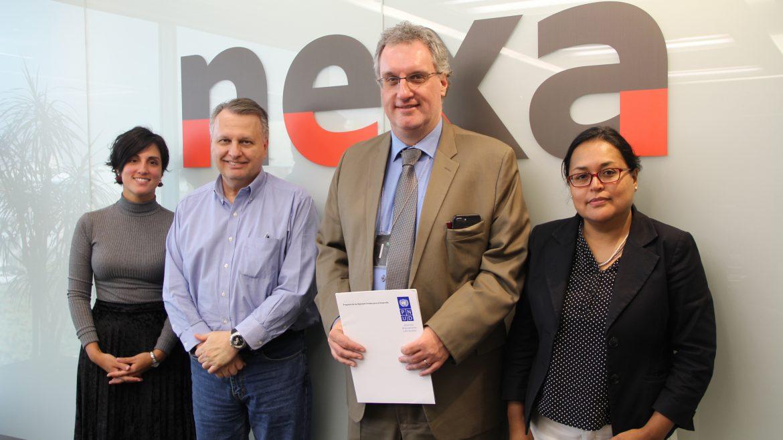 PNUD y minera Nexa firman alianza de cooperación con las comunidades