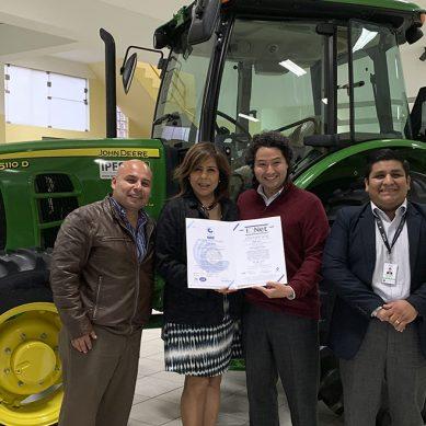 IPESA recibió nuevamente la certificación de calidad ISO 9001