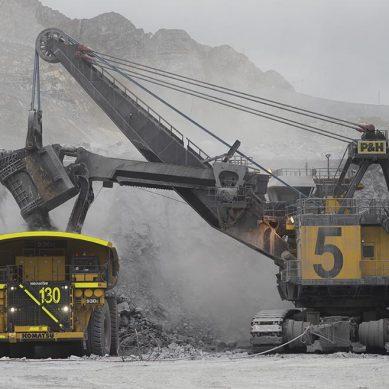 Producción de zinc en 1S se contrae 8.7% por débiles desempeños de Antamina y Volcan