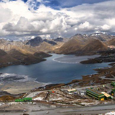 Compañía Minera Antamina proyecta extender en 340 metros el túnel de decantación