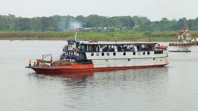 Dragado en proyecto Hidrovía Amazónica removerá arsénico en ríos, avisan ambientalistas