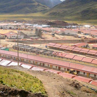 Chinalco mimará a sus colaboradores: Sodexo implementará espá y cafetería de lujo en Toromocho