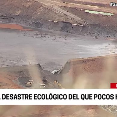 67,000 m3 de relaves afectan tierras de Huancavelica y aguas del Mantaro
