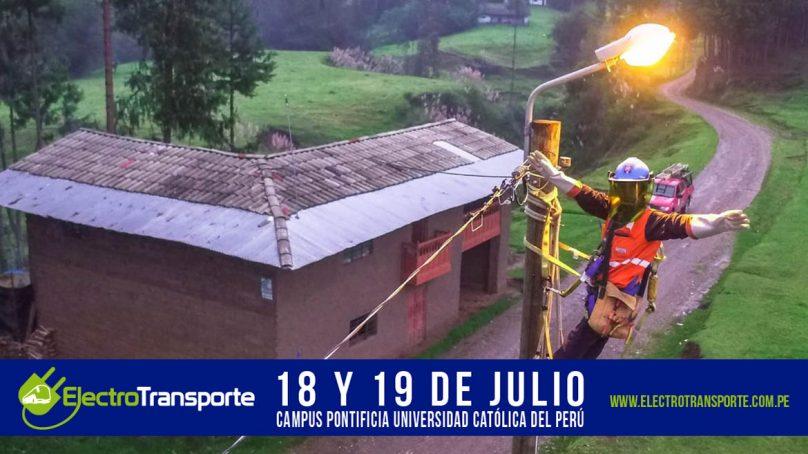 Prevén invertir S/ 122 millones en obras de electrificación para Huánuco este año