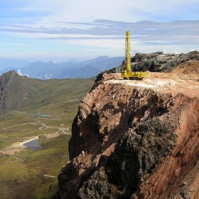 Barrick estudia recursos de sulfuro de Lagunas Norte, mina en mantenimiento