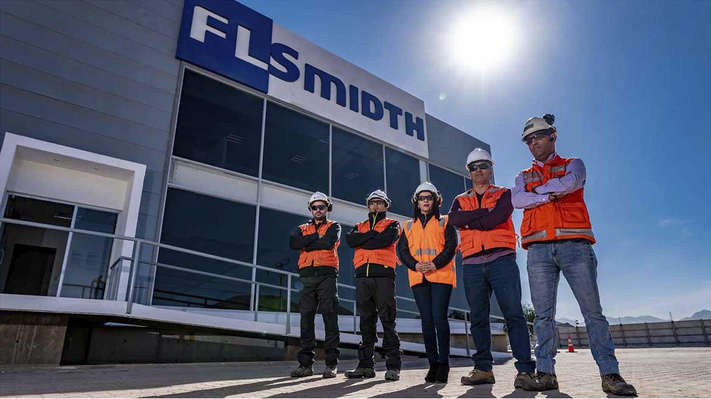Un amplio centro de reparaciones de 8,000 m2 se pone a disposición de la minería chilena