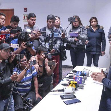 Minem invoca al diálogo en Arequipa por Tía María para «evitar que el conflicto se agrave»