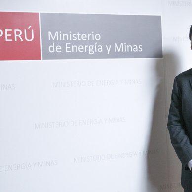 Viceministro Cauti: El objetivo es dejar «comprometidos al 2021» proyectos mineros por hasta US$21,000 millones