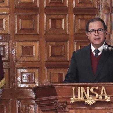 Ministro Francisco Ísmodes: Construcción de Tía María no será producto de una imposición