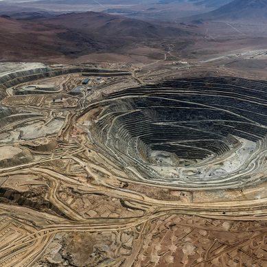 Producción mundial de cobre de Anglo American aumenta 1% en segundo trimestre