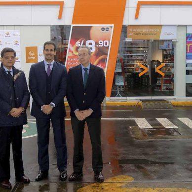 Repsol Sprint, nuevo concepto de tiendas por conveniencia estrenado en Surquillo