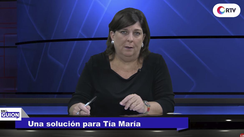 «Tienen derecho a escoger su pobreza»: periodista propone una salida para atascada Tía María