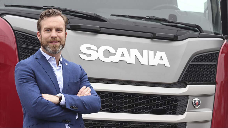 Oscar Jaern, nuevo director general de Scania Perú
