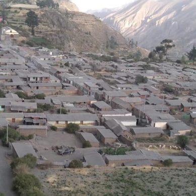 Volcán Ubinas: Anglo American dona 30 mil respiradores y 30 mil lentes protectores