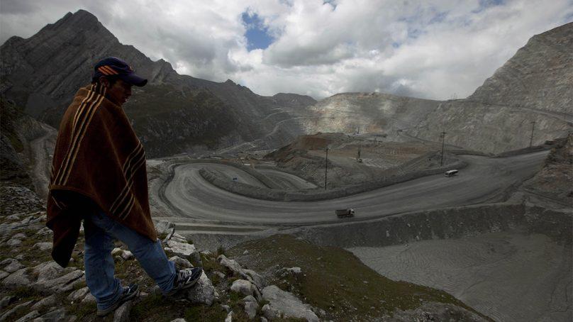Minem trabaja en una «fórmula legal» para adelantar canon minero a favor de Cotabambas