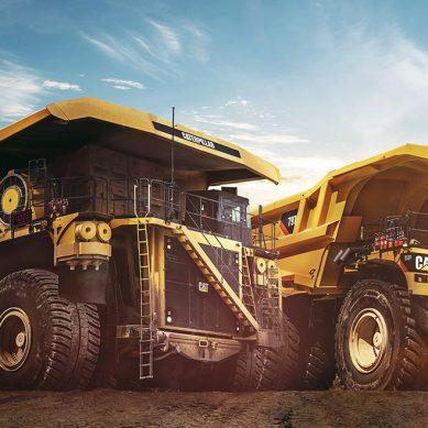 Ferreyros amplía su portafolio con los dos camiones de 400 tn más potentes del mundo