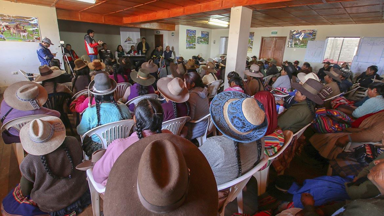 Antapaccay inicia estudios de represa de más de S/80 millones para comunidades de Espinar