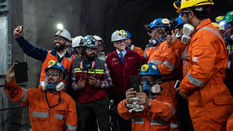 El tajo minero más grande del mundo se reinventa con 148km de redes subterráneas