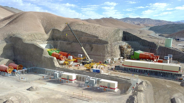 Chuquicamata Subterránea, gigante minero de US$5,500 millones que estrena Chile hoy