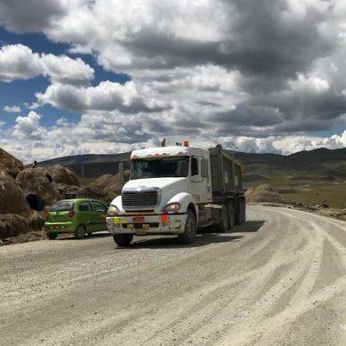 Gobierno explicará sustento ambiental para el transporte de minerales en el corredor del sur