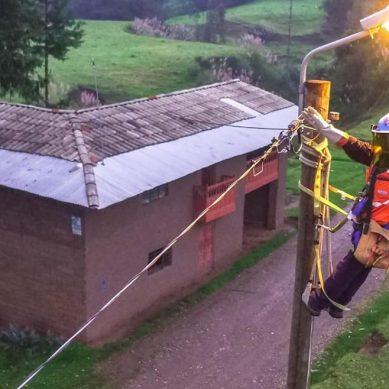 Novedosa aplicación permite mapear zonas carentes de servicio eléctrico en el Perú