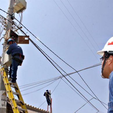 Moquegua: Electrosur llevará energía a los distritos Ubinas y Yunga por S/ 3.8 millones