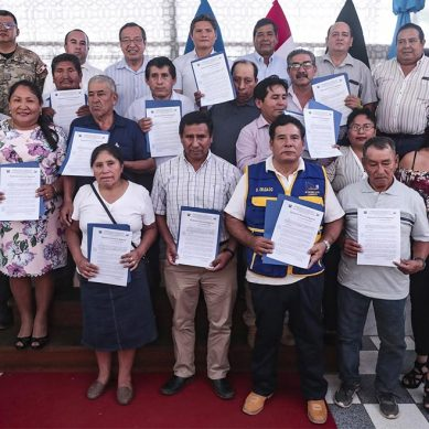 Madre de Dios suma más de cien mineros formalizados, informa el Minem