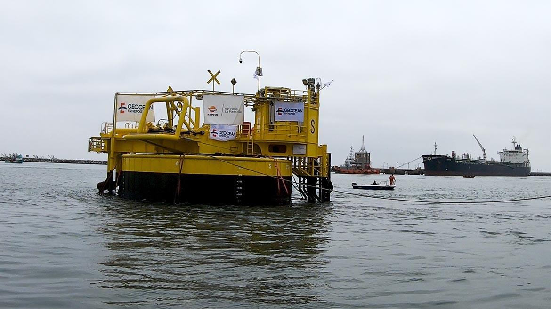 La Pampilla culmina instalación de monoboya de US$109 millones en terminal portuario