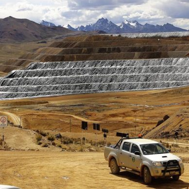 Minera IRL anticipa 22,500 onzas de oro y más años de vida para Corihuarmi