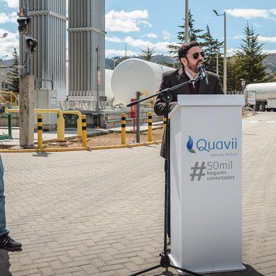 Quavii alcanza los 50 mil beneficiados con gas natural en el norte del Perú