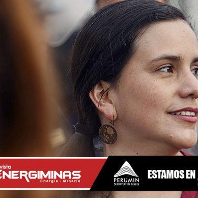 Verónika Mendoza: Es mentira que suspensión de Tía María ahuyente inversiones mineras