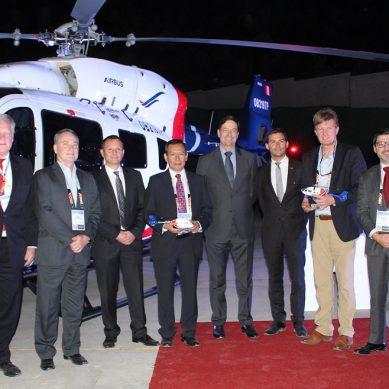 Nuevo helicóptero Airbus arriba a las operaciones de Hudbay y Las Bambas