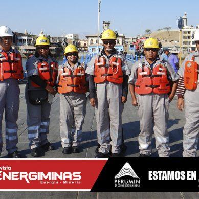 ¿Cómo opera una plataforma petrolífera? Savia Perú muestra la ingeniería a sus grupos de interés