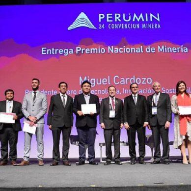 Ganador de Perumin visitará planta de Epiroc en Suecia