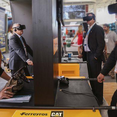 Camiones nuevos, digitalización y paneles solares: la propuesta de Ferreycorp para el 34° Perumin
