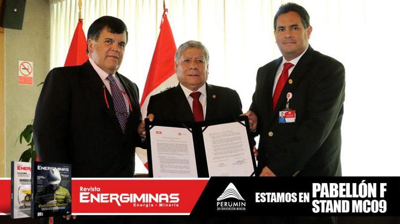 Petroperú y la UNMSM emprenderán proyectos a favor de comunidades cercanas al Oleoducto