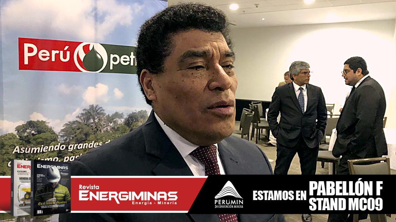 Seferino Yesquén, de Perupetro: «Problemas en el Perú están en la superficie y no debajo»